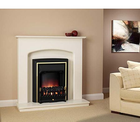 Be Modern Kindling Electric Fireplace Suite -