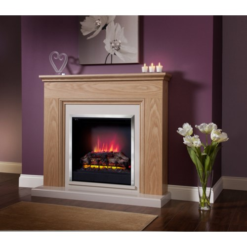 be modern electric fires. Black Bedroom Furniture Sets. Home Design Ideas