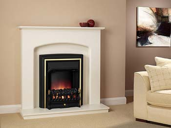 Kindling Electric Fireplace Suite