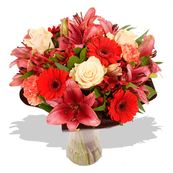 BE My Valentine Bouquet - flowers