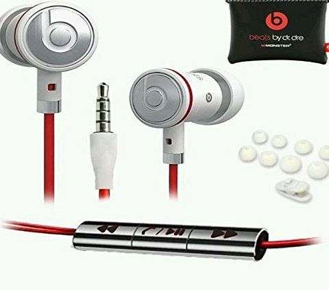 Beats by Dr. Dre BEATS BY DRE UrBeats Monster In-Ear Headphone - White