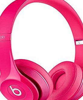 Beats by Dr. Dre Beats Solo2 On-Ear Headphones - Pink (discontinued by manufacturer)