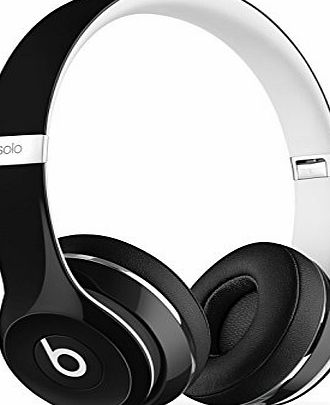 Beats by Dr. Dre Beats Solo2 On-Ear Headphones Luxe Edition - Black