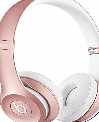 Beats by Dr. Dre Solo2 Wireless On-Ear Headphones - Rose Gold