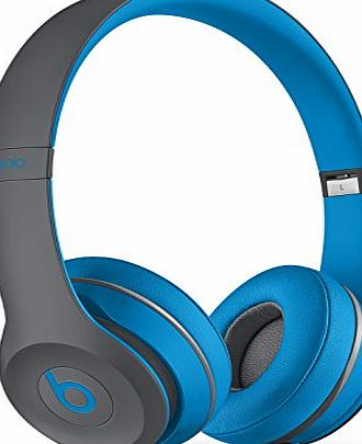 Beats by Dr. Dre Solo2 Wireless On-Ear Headphones, Active Collection - Blue/Grey