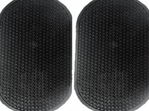 Beaver Sports Rubber Knee Pads for Wet and Dry Suits - Heavy Duty