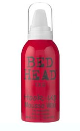 Bed head hook up mousse wax