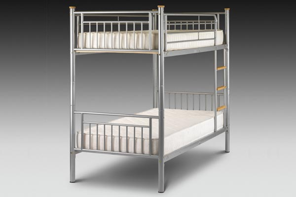 Bedworld discount bunk beds reviews for Cheap metal bunk beds