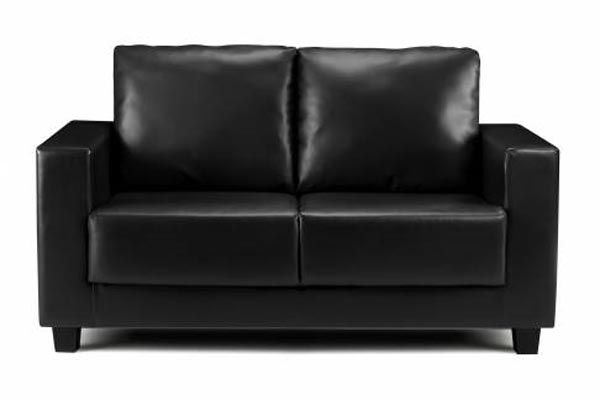 Faux Leather Sofa 600 x 400