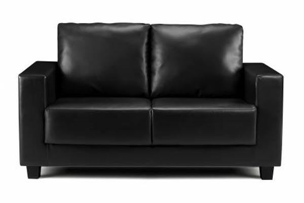 Faux Leather Sofa 600 x 400
