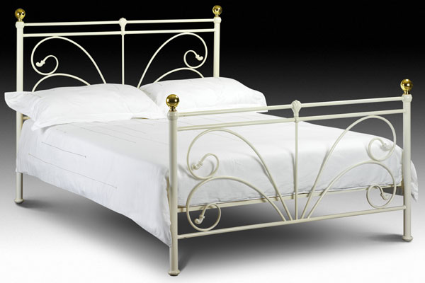 Cadiz Bed Frame Double 135cm