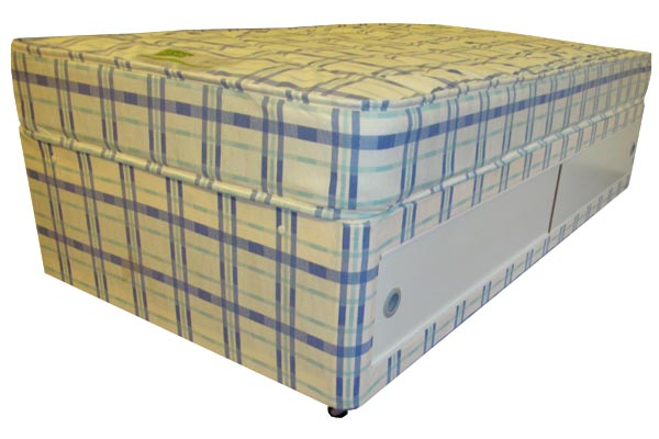 Bedworld discount divan beds for Cheap single divan beds