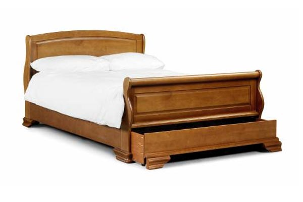 Fontainebleau Bed Frame Double 135cm