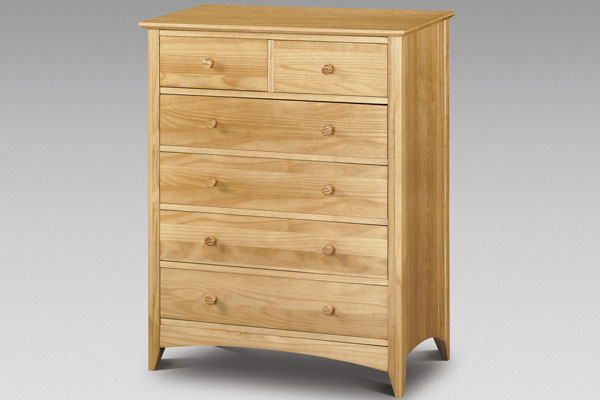 Kendal - Six Drawer Chest