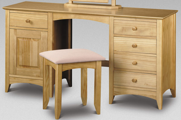 Kendal - Twin Pedestal Dressing Table