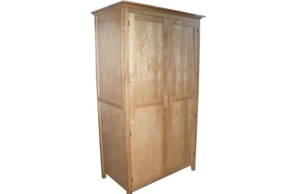 Kendall Oak 2 Door Wardrobe