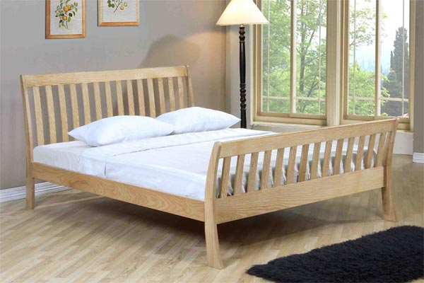 Bedworld Discount Riverdale Bed Frame Double 135cm