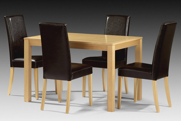 Bedworld Discount Salisbury Dining Table and Chairs