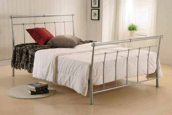 Bedworld Discount Venice Metal Bed Frame Single 90cm