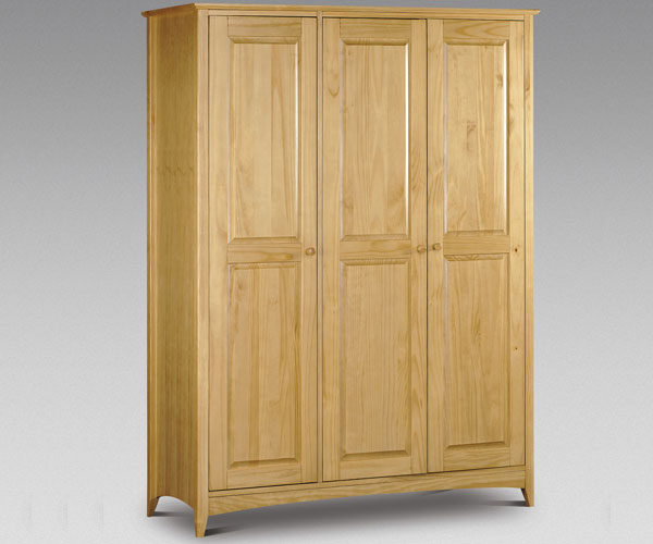 Kendal - Three Door Wardrobe