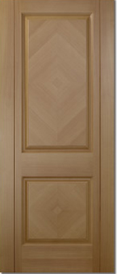 BEECH DOOR MADRID PRE FINISHED 78x24
