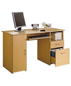 beech computer furniture reviews. Black Bedroom Furniture Sets. Home Design Ideas