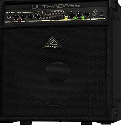 Behringer BXL1800 Ultrabass 180W 2 Channel Bass Amplifier