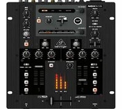 Behringer Dj Mixer 2 Channel Usb Interface product image
