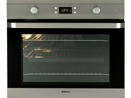 Beko OIF22300X Electric Built-in Single Fan Oven - Stainless Steel product image