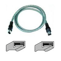 Firewire 400 Cable 4/4 pin