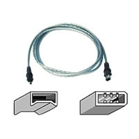 Firewire 400 Cable 6/4 pin