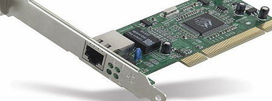 Gigabit Desktop Network PCI Card