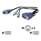 StarTech.com 15` SV211/411 KVM Switch Cable`