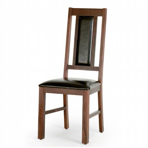 Bellato Walnut Contemporary Furniture Dining Chairs