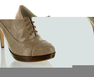 Belle and Mimi Platform Shoe Boot
