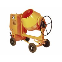 For site and rental use. Extra-rigid, reinforced drum. Loads or tips either side. Sealed, - CLICK FOR MORE INFORMATION