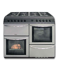 Belling Country Chef 924 Silver Dual Fuel Free Standing