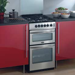 50cm Gas Double Oven - CLICK FOR MORE INFORMATION