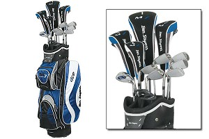 Ben Sayers M7 Package Set 2009 All Graphite Cart Bag