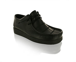 Lace Up Casual Shoe - Junior