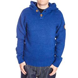Bench Emel 3 Button Knit - Skipper Blue Marl product image
