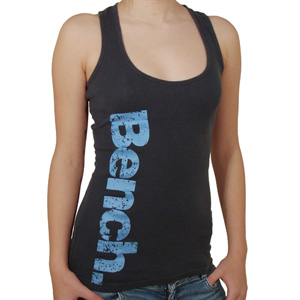 Bench Ladies Distressed Vest top