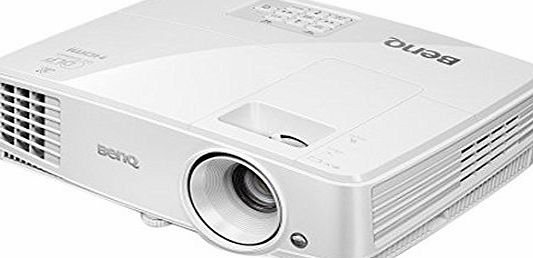 BenQ MS527 SVGA DLP Projector (3300 Lumens, 4:3, Long Lamp Life, Power Saving, HDMI)