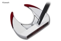 Benross Golf Pure Red MOI Putter Right Hand