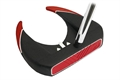 Golf Pure Red MOI Putter