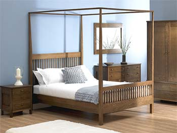 Newhaven Four Poster Bedstead