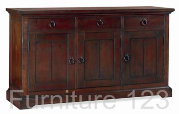 Toledo Dark Large Sideboard
