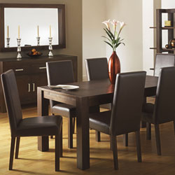 dining tables bentley lyon oak small dining table 4 slatted backed
