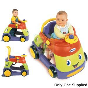 BERCHET Evolution Baby Walker Ride On