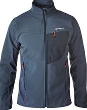 Berghaus, 1296[^]251775 Mens Ghlas Softshell Jacket - Carbon